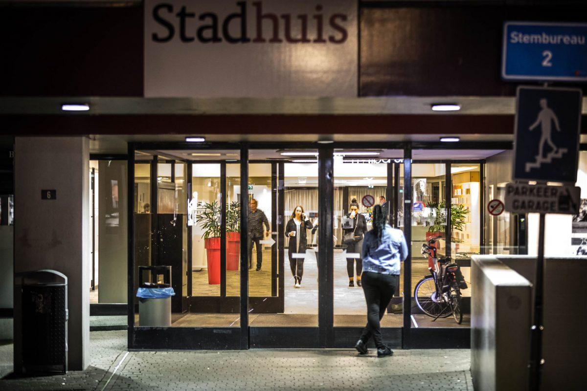 uitslagen gemeenteraadsverkiezingen Nijmegen