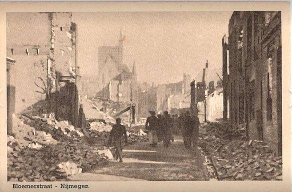 Bloemerstraat bombardement