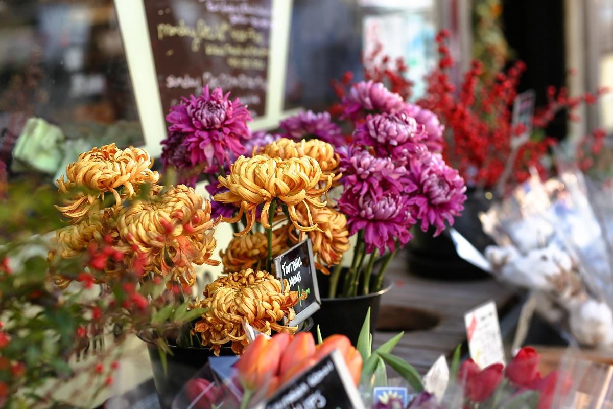bloemenwinkel nijmegen