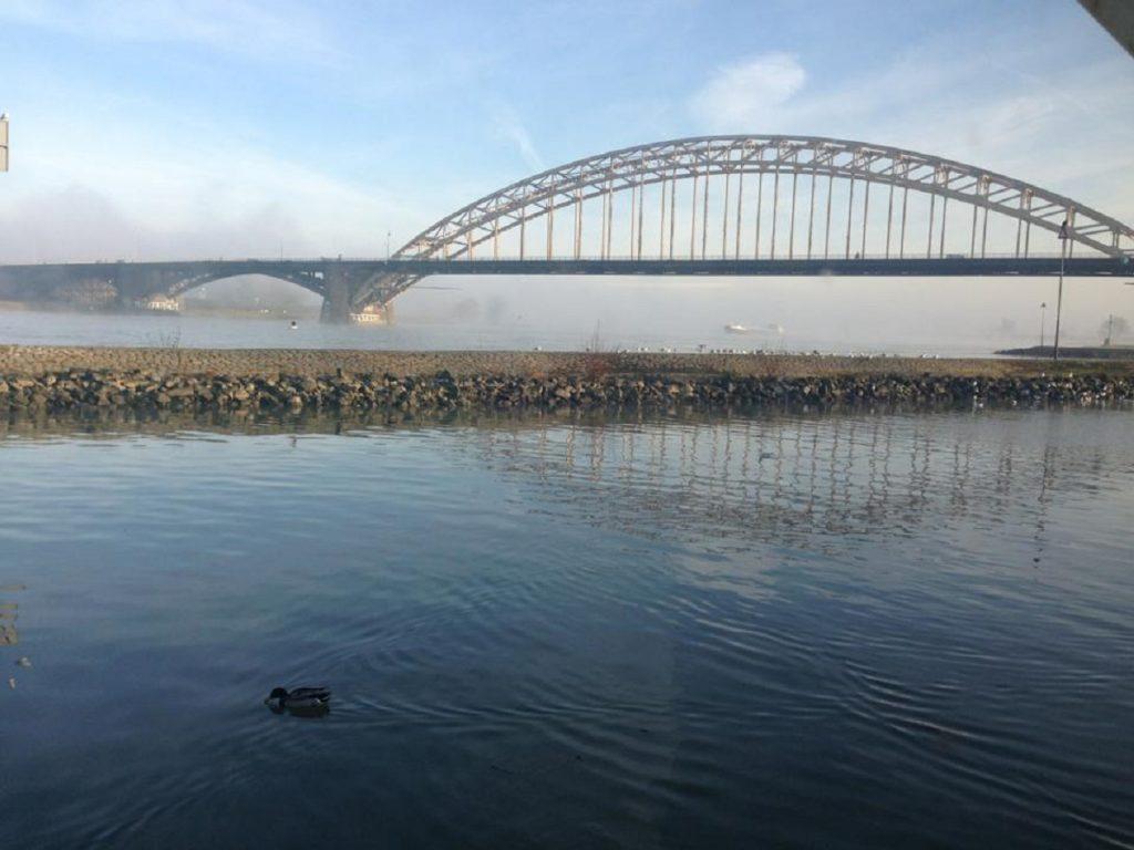 Dit zijn de meest waanzinnige uitzichten vanaf Nijmeegse werkplekken -  indebuurt Nijmegen