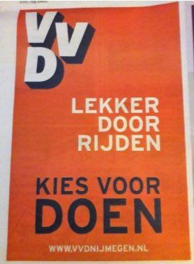 VVD slogan