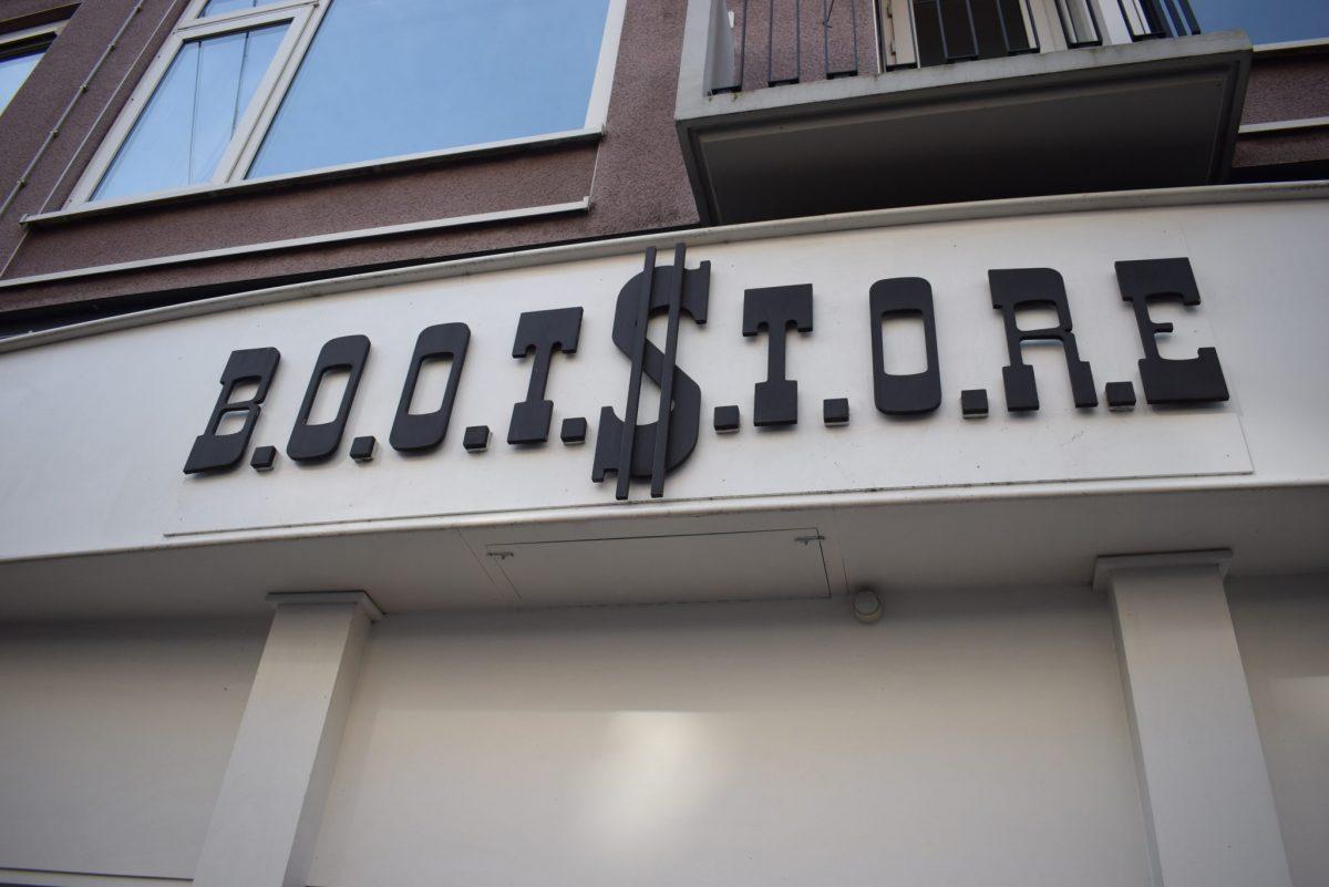 Bootstore Stikke Hezelstraat