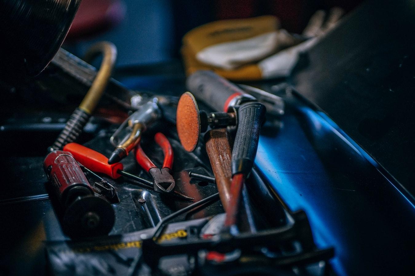 gereedschap repair