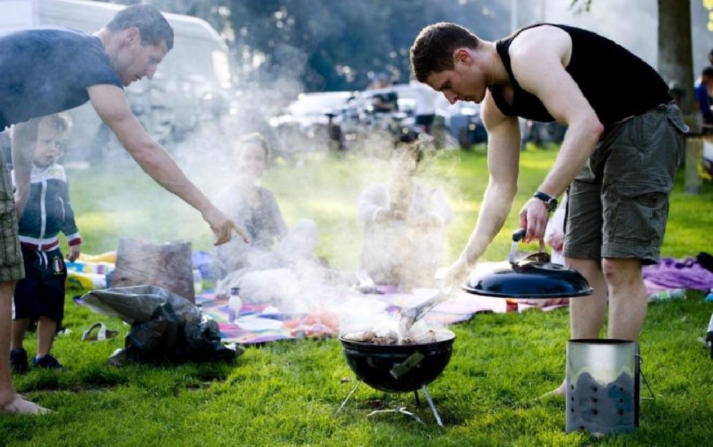 barbecue Nijmegen