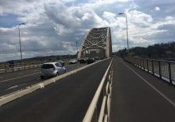 Verkeer Waalbrug