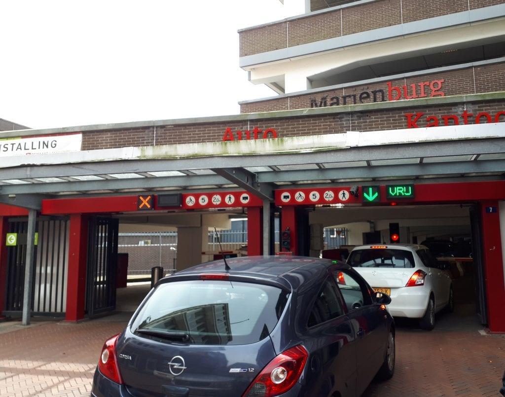 parkeergarage Mariënburg