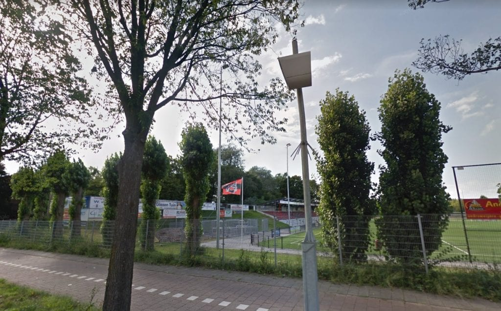 flitser Nijmegen Graafseweg
