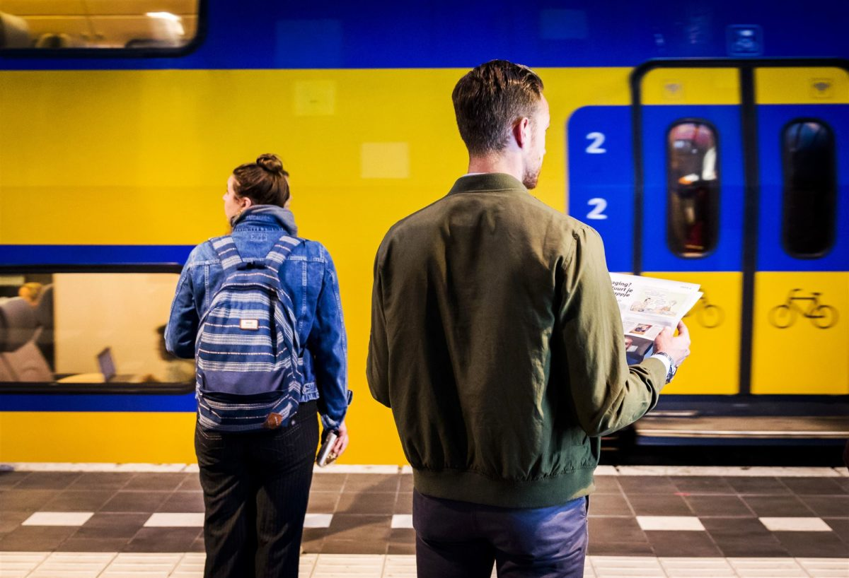 treinflirts Nijmegen