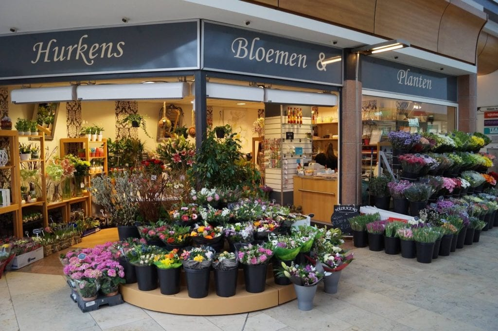 Bloemist Nijmegen