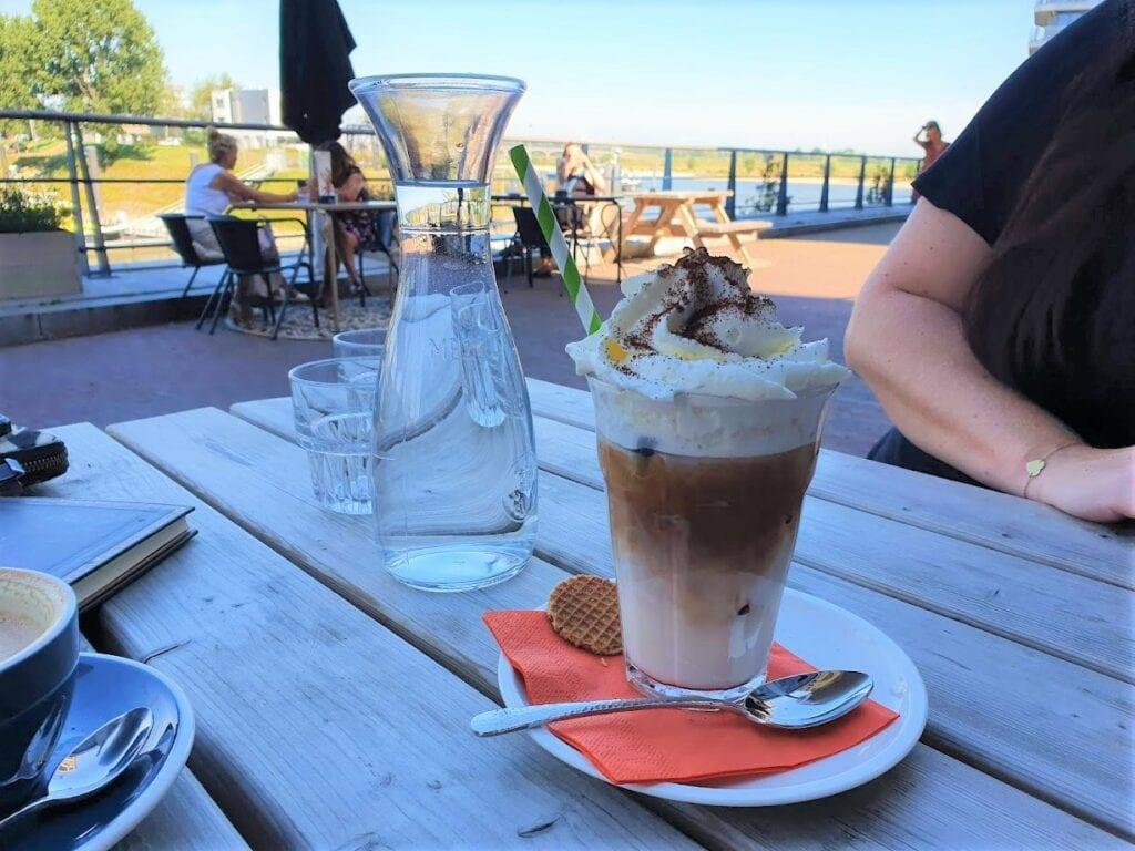 ijskoffie Nijmegen