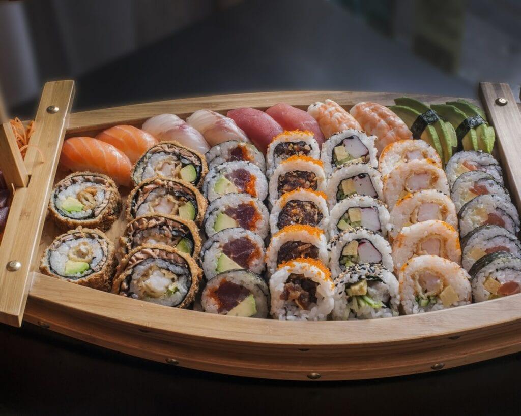 sushi in Nijmegen