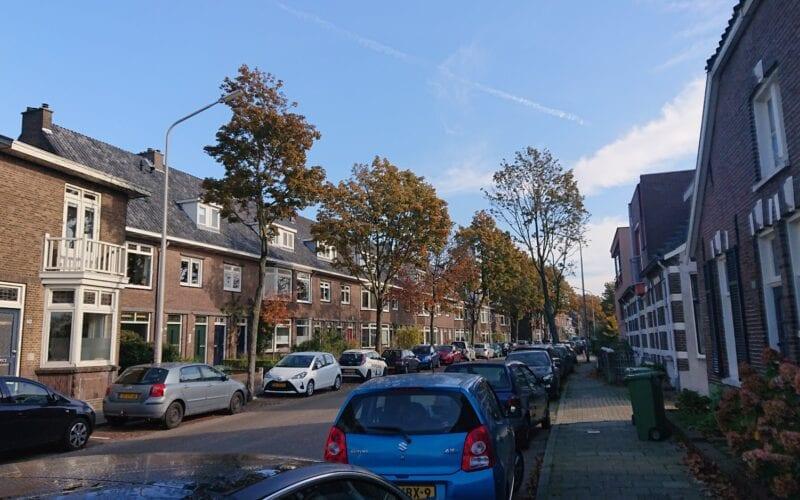 huizen nijmegen straat woonlijstje woningen woning