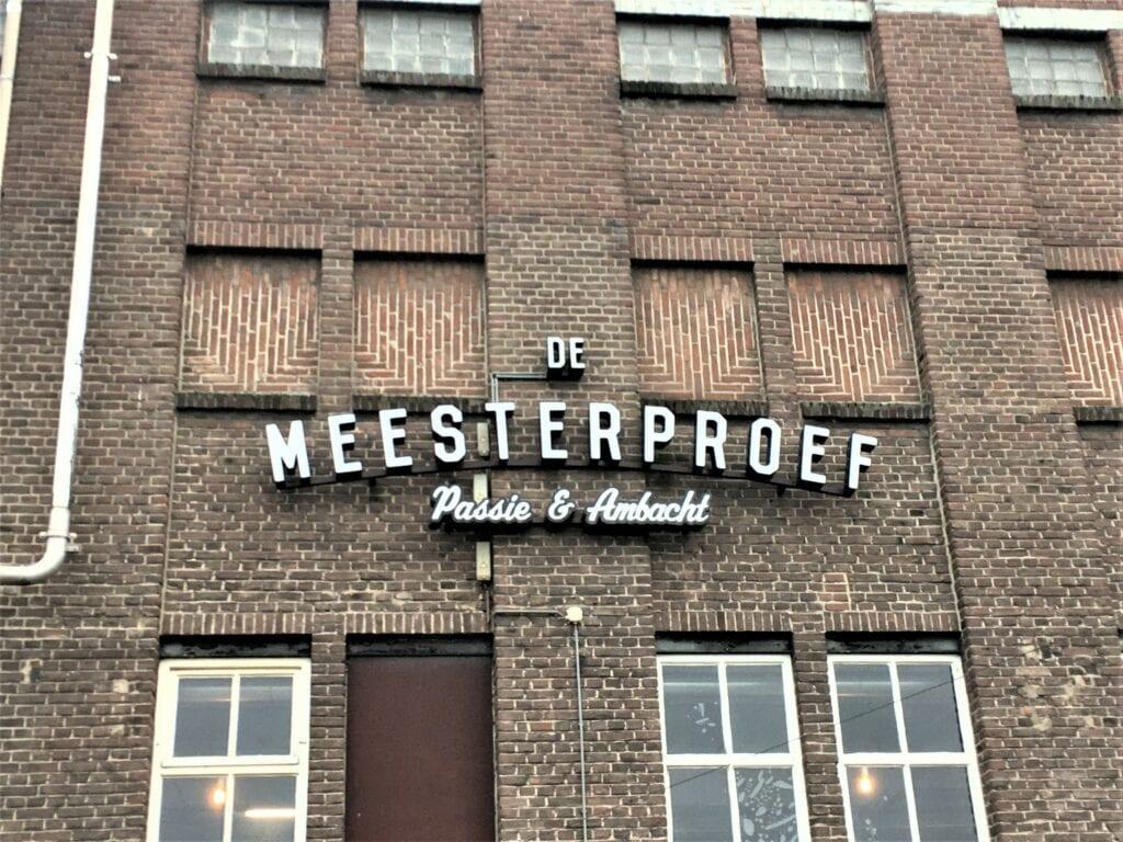 Logo meesterproef Nijmegen