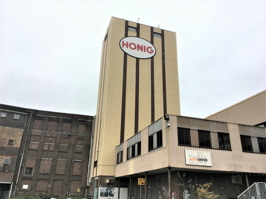 Honig fabriek Nijmegen