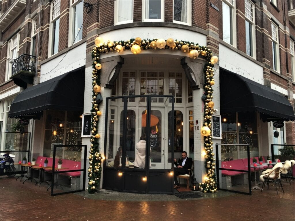 Kerstlunch in Nijmegen