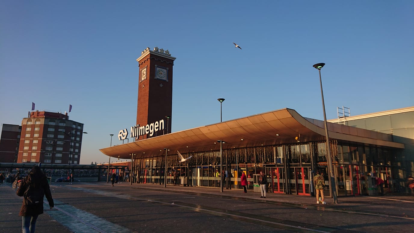 station Nijmegen