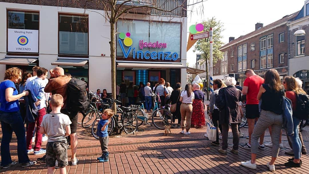 openingstijden ijssalons in Nijmegen