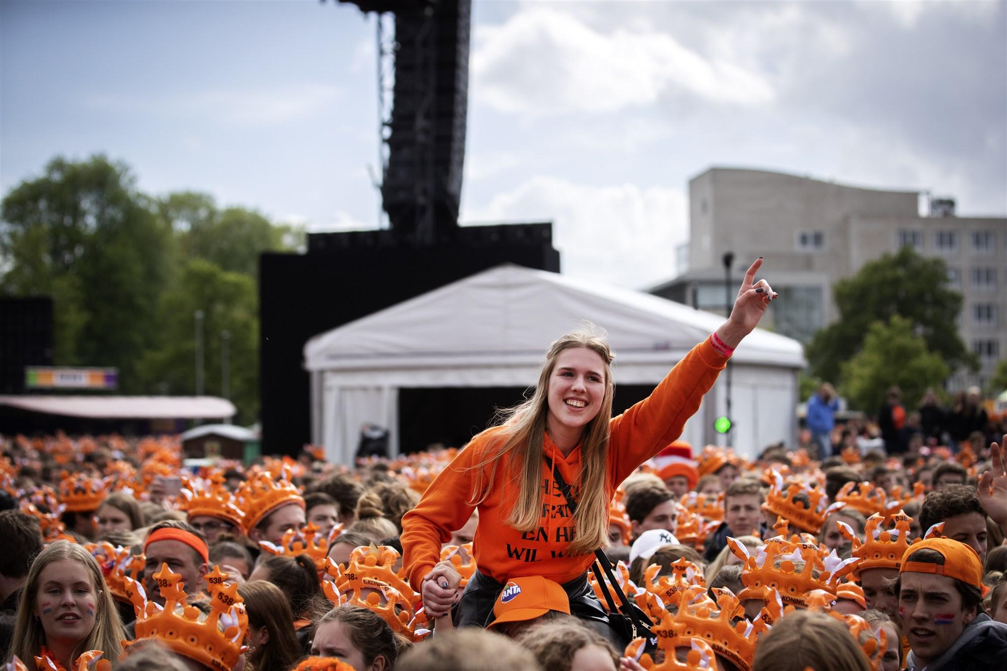 Koningsdag 2020 in Nijmegen