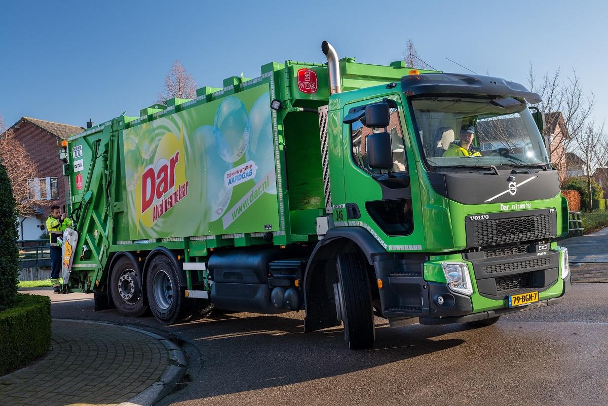 afval ophalen tijdens 4 en 5 mei 2020 in Nijmegen