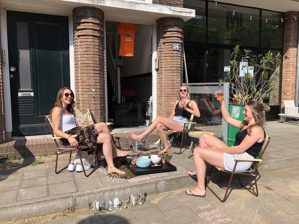 Koningsdag in Nijmegen