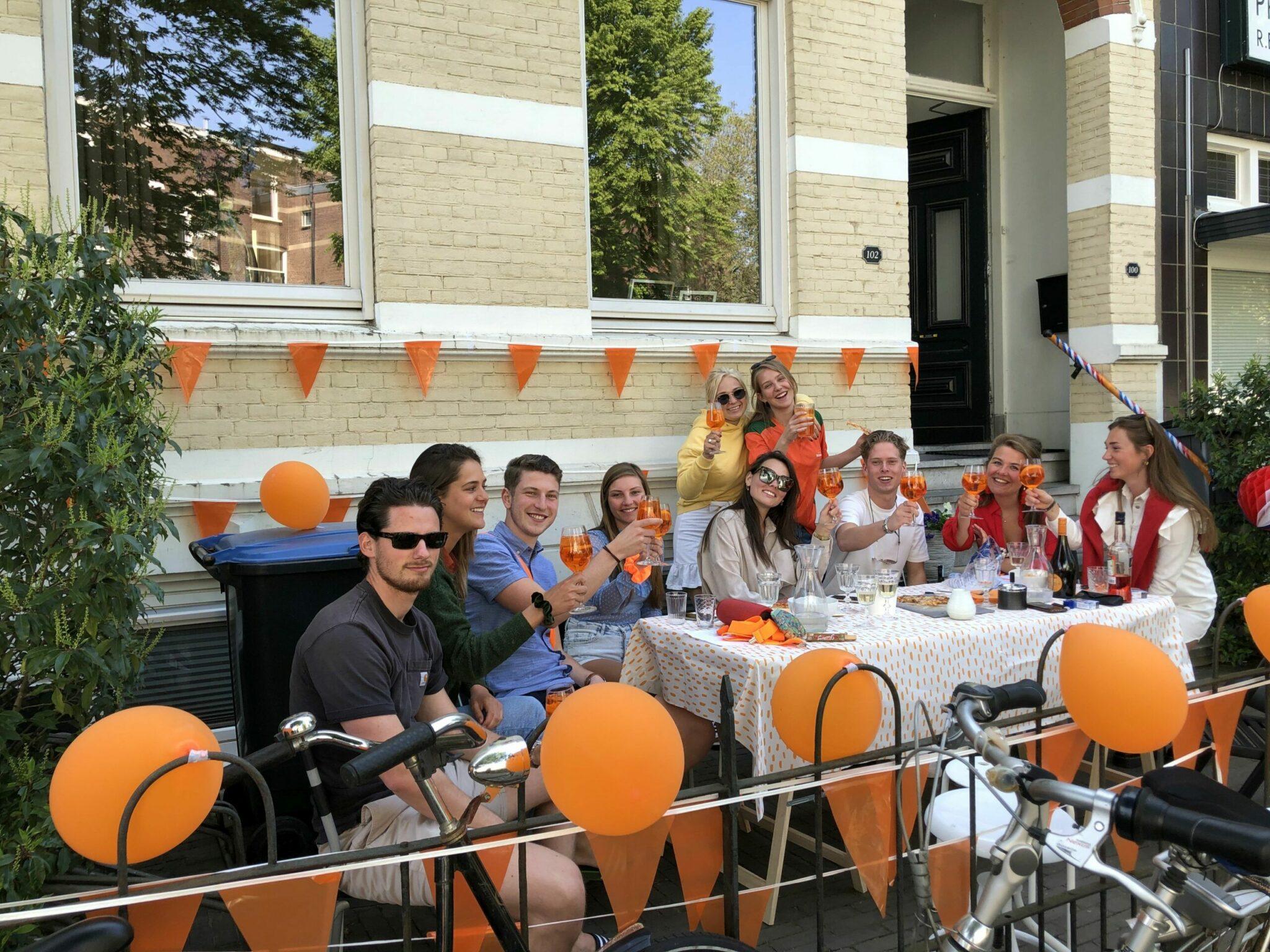 Koningsdag 2021 Nijmegen