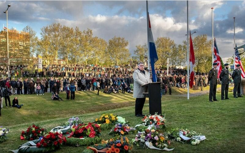 Bevrijdingsdag 2020 in Nijmegen