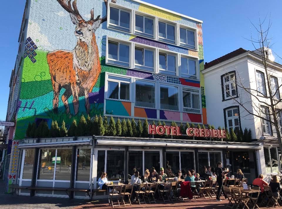 hotels in het centrum van Nijmegen