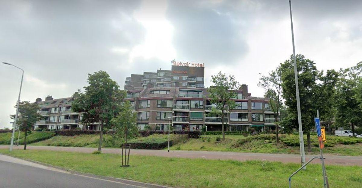 Belvoir hotel in Nijmegen