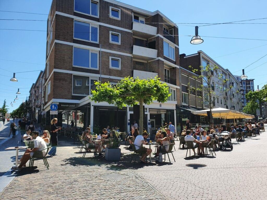 lunchen in Nijmegen