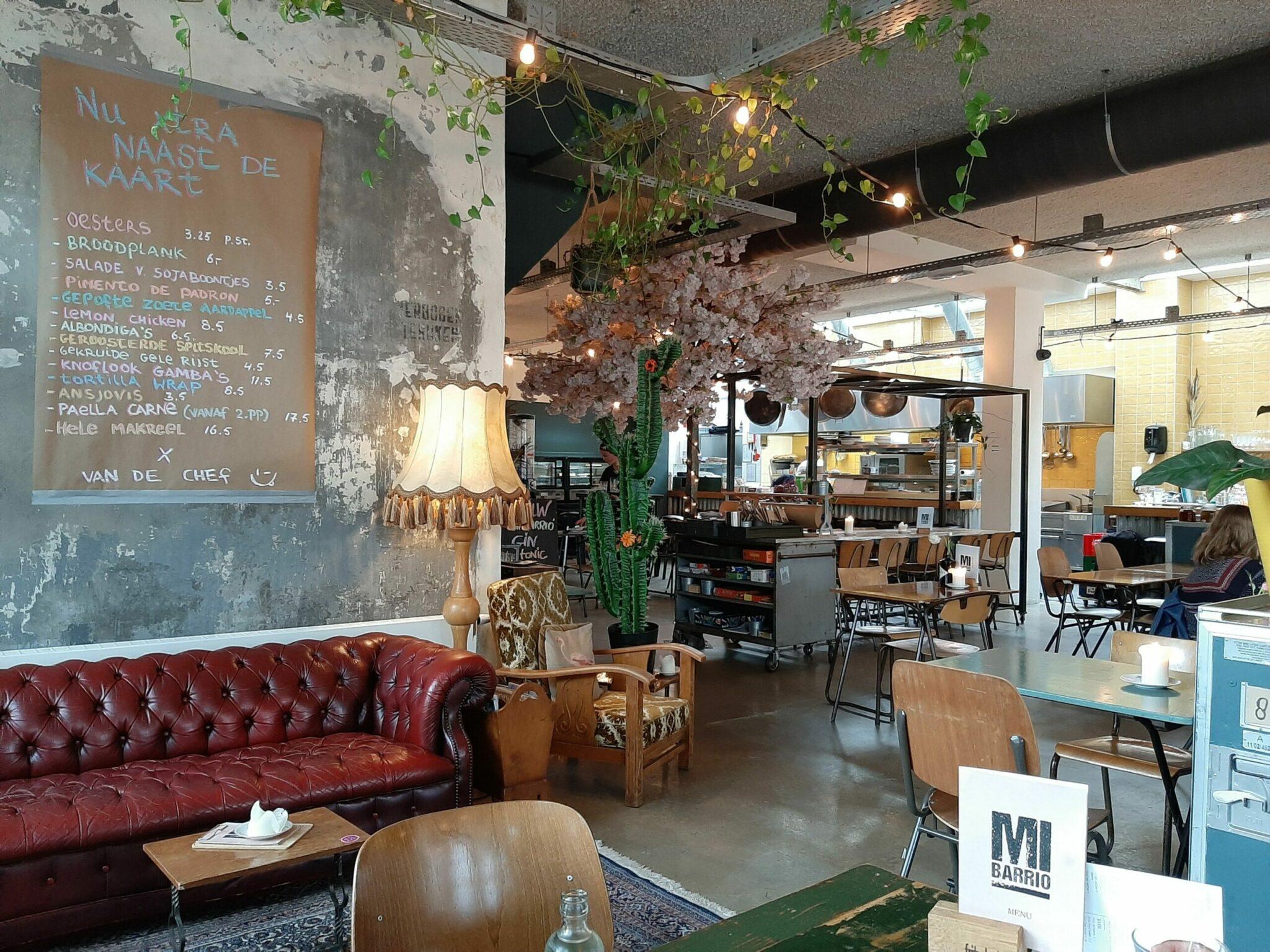 Saskia van Mi Barrio in Nijmegen: 'Wij zijn echt een buurtcafé' - indebuurt  Nijmegen