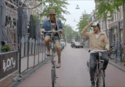 3 op reis in Nijmegen