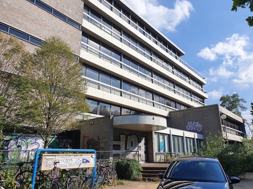 oud uwv-gebouw Nijmegen