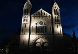 kerst kerk Nijmegen