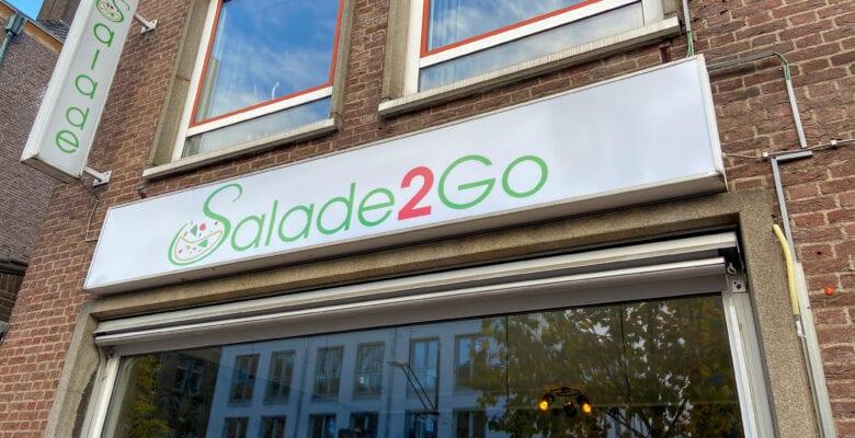 salade 4 go in Nijmegen