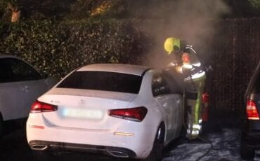 autobranden Nijmegen