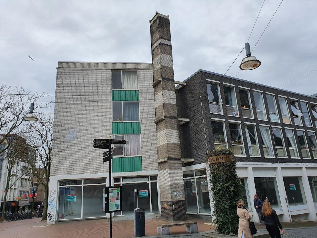 schoorsteen stikke Hezelstraat