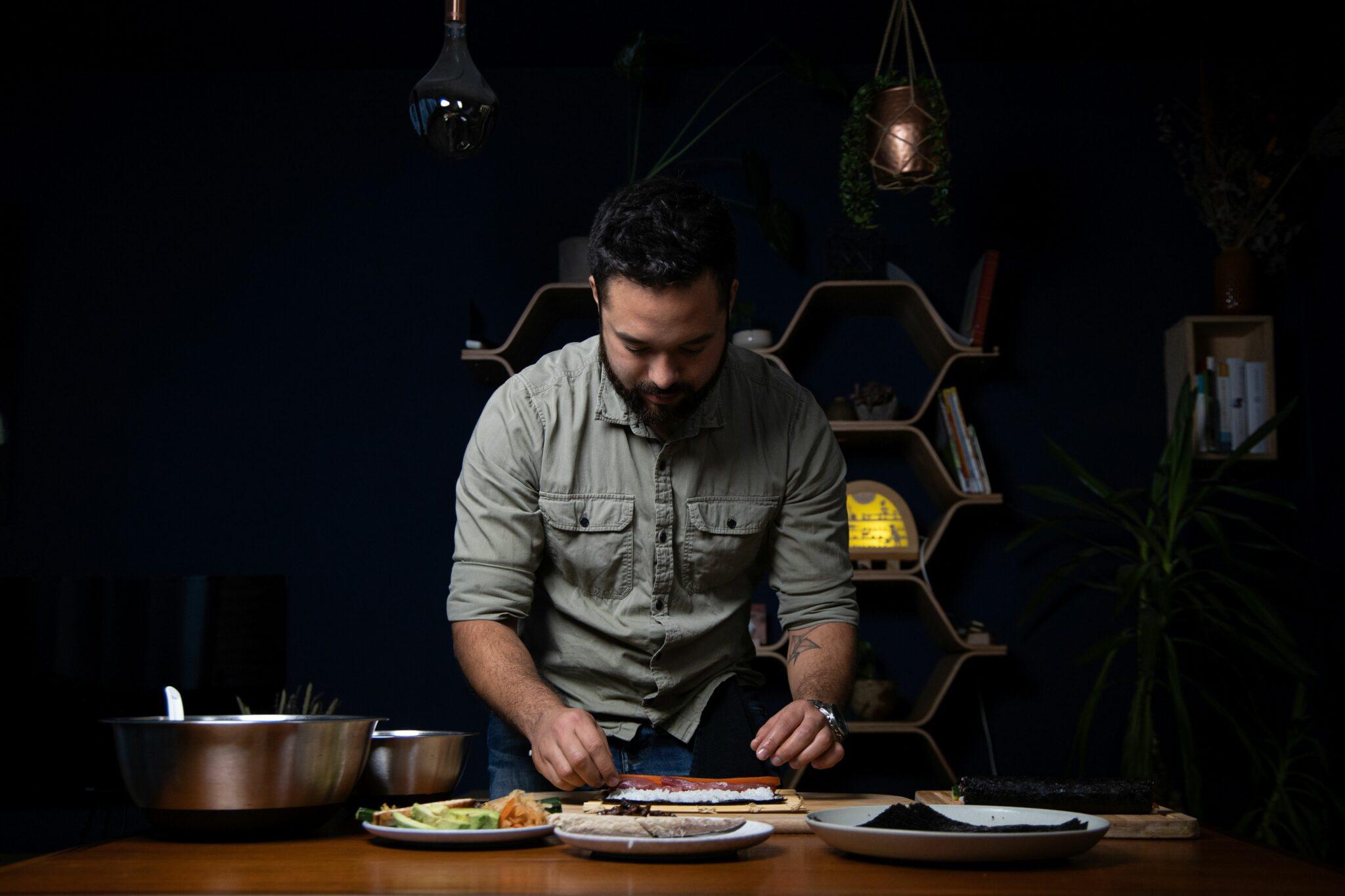 Sushi van Kai