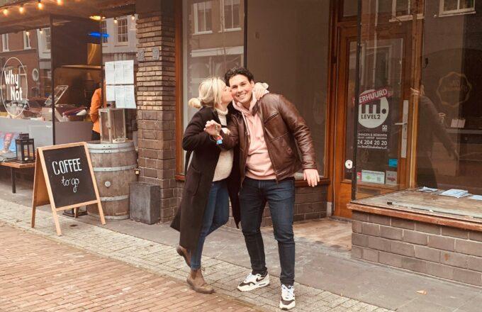Jill en Maarten Why Not