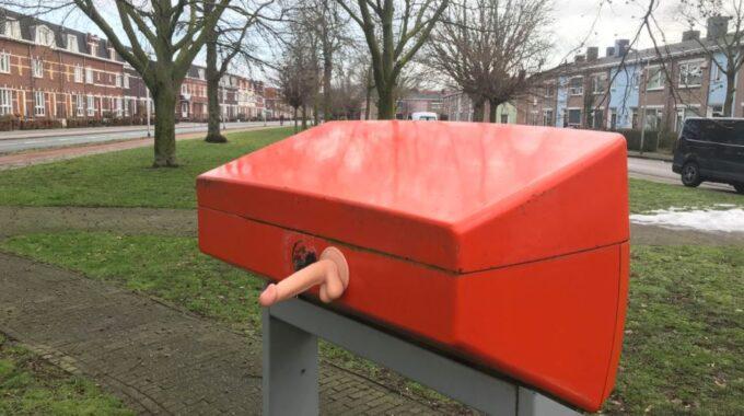 Dildoplakker Nijmegen