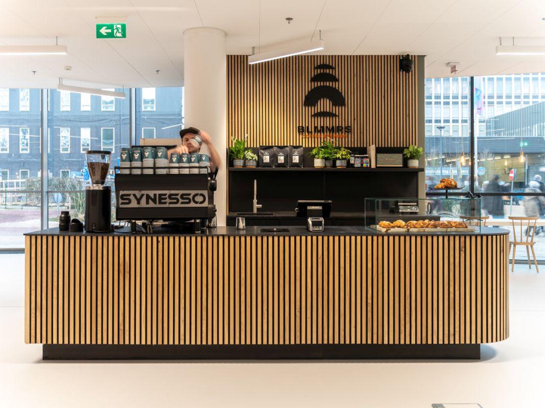 berend blommers coffee koffie bar radboudumc