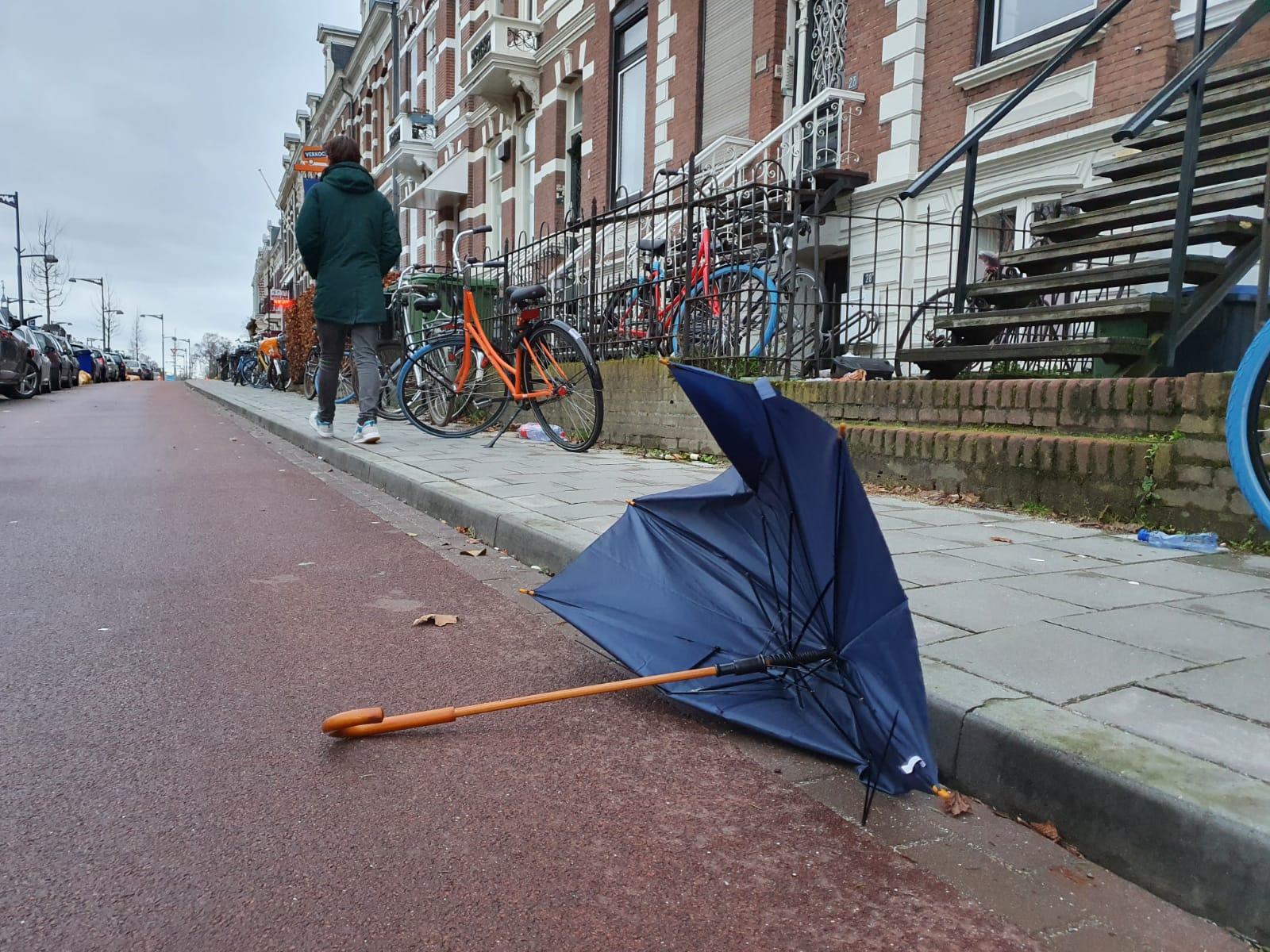 storm in Nijmegen
