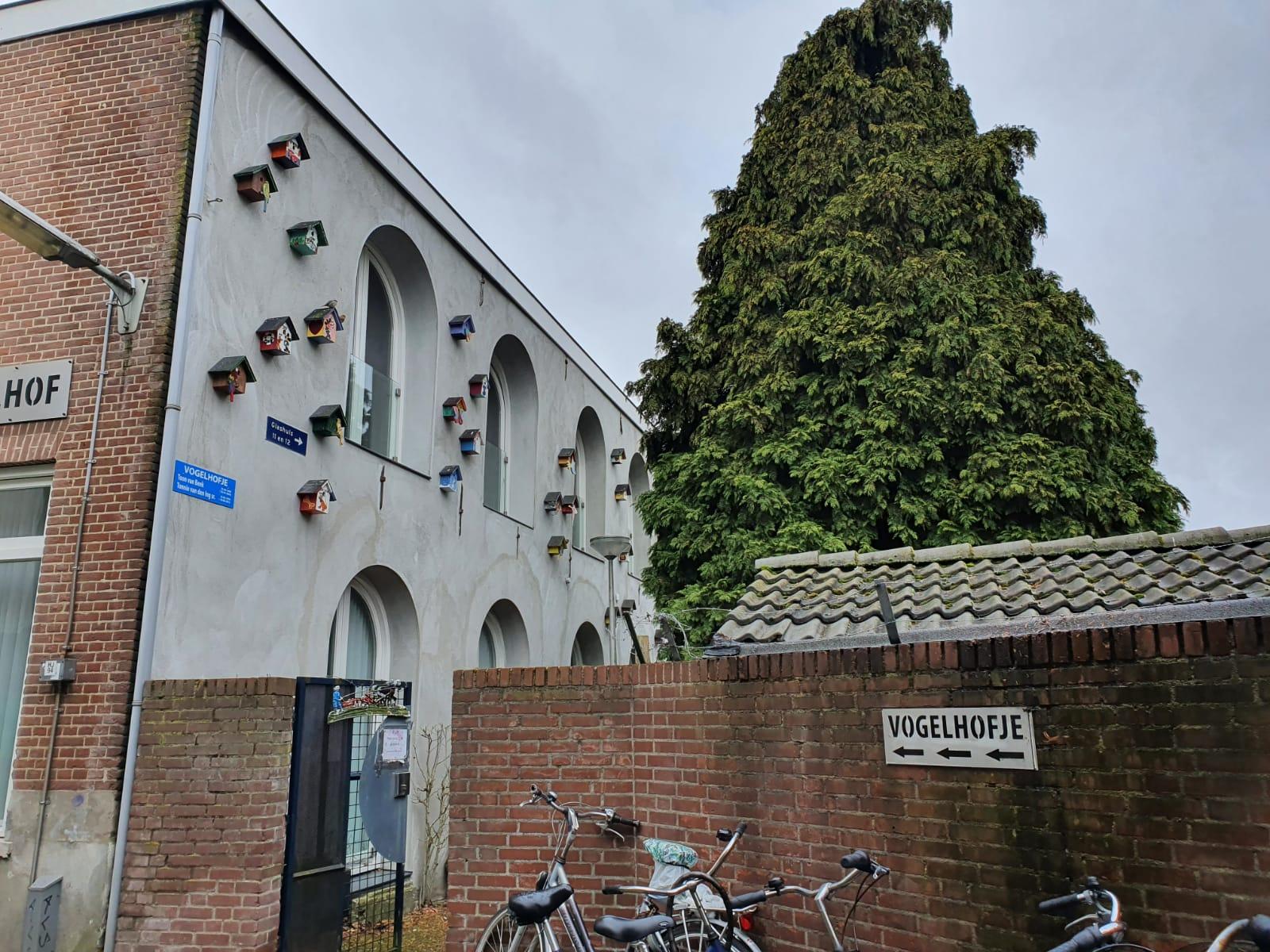 Vogelhofje in Nijmegen