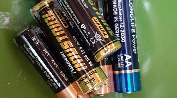 batterijen inleveren nijmegen