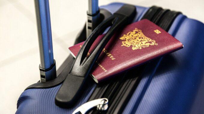 paspoort aanvragen