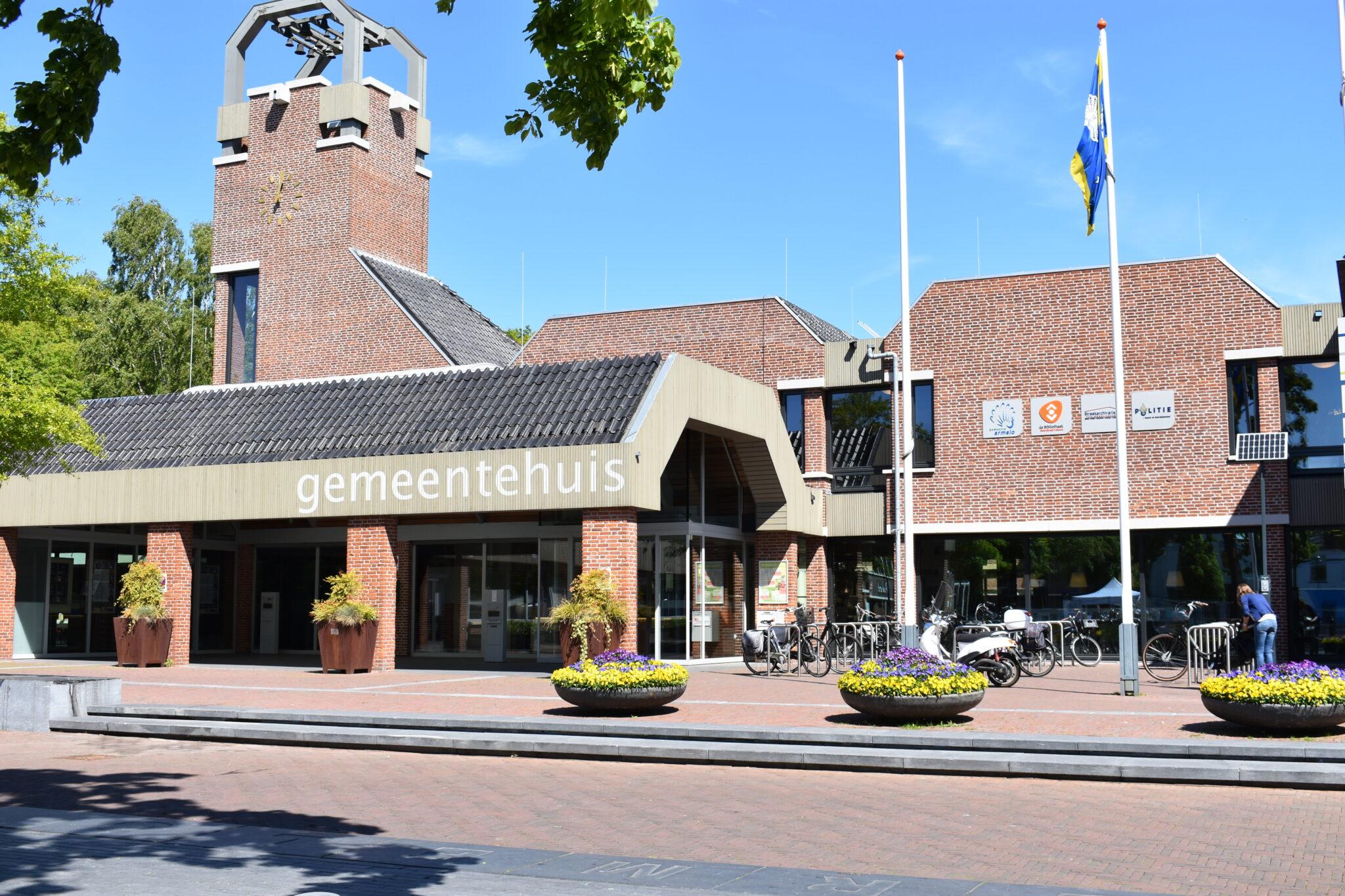 Gemeentehuis Ermelo woonlasten gemeentelijke belasting harderwijk ermelo putten