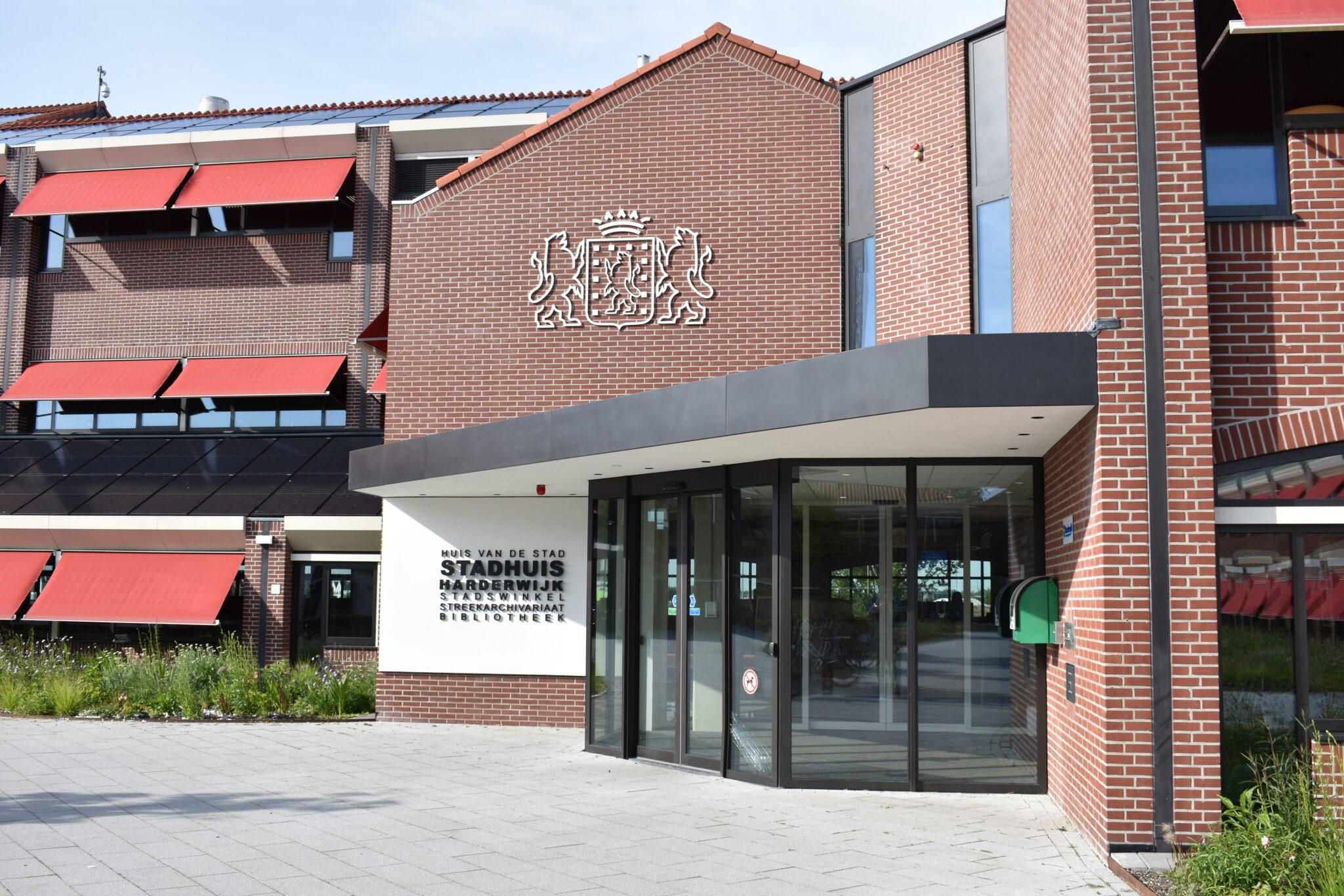 Gemeentehuis Harderwijk paspoort aanvragen