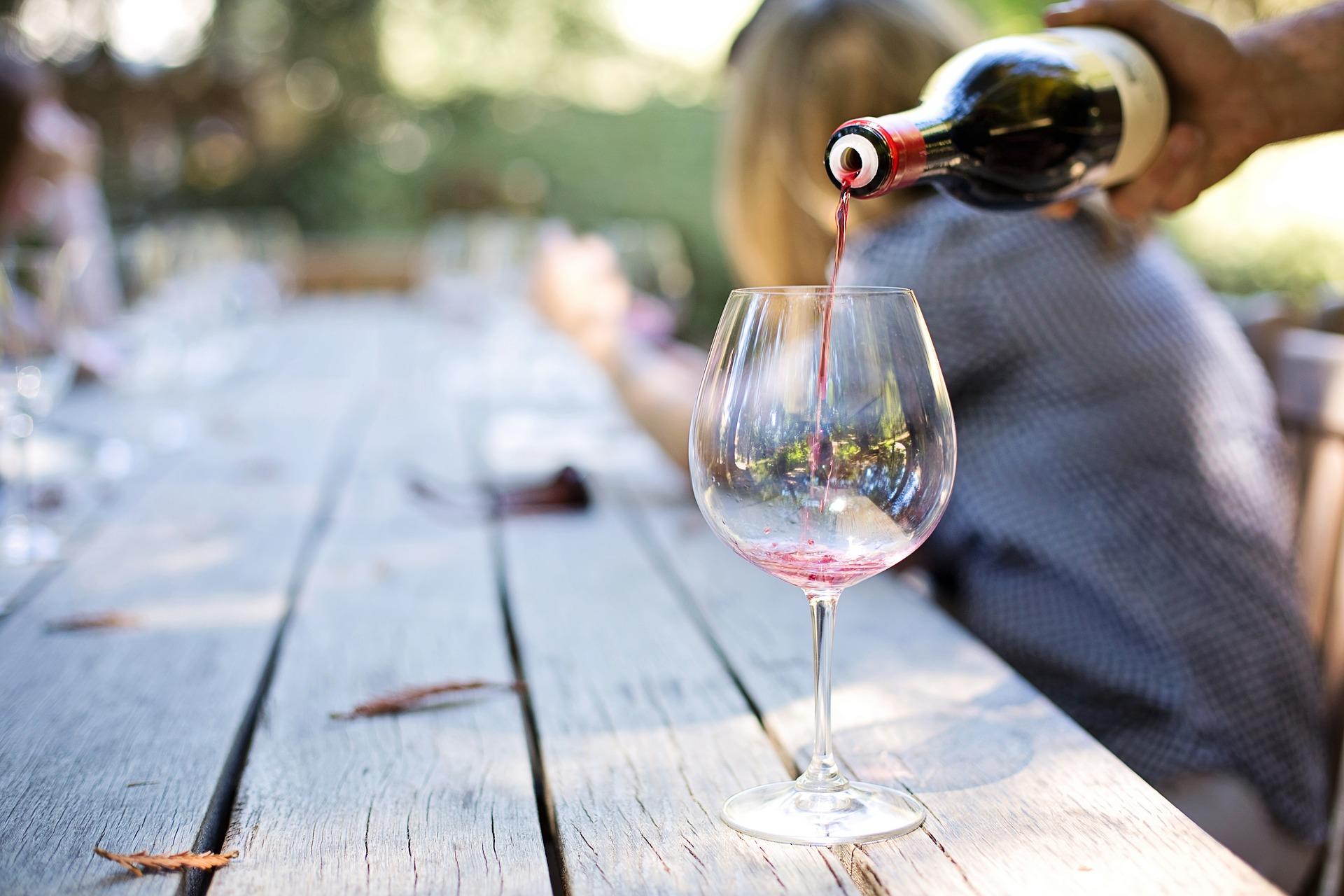 Wijn drinken proeven activiteiten harderwijk ermelo putten september weekend