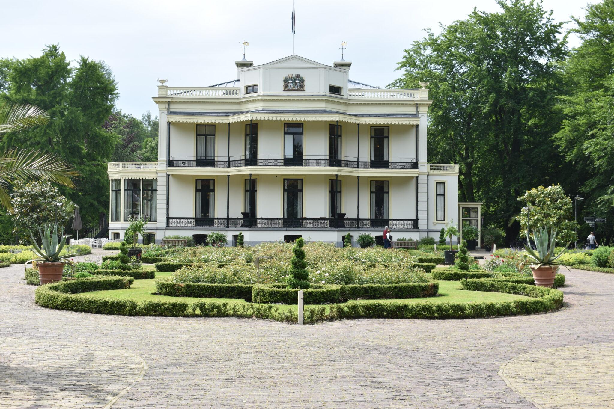 Landgoed en kasteel Vanenburg