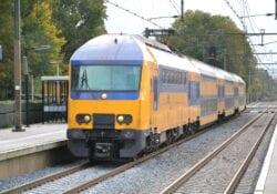 trein traject harderwijk - amersfoort