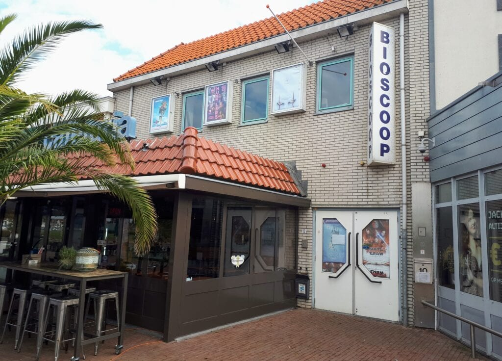 Bioscoop Atlantis atlantic Harderwijk